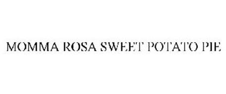 MOMMA ROSA SWEET POTATO PIE