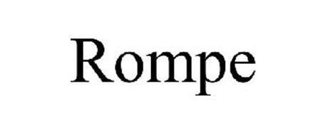 ROMPE