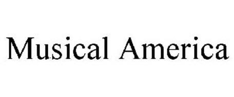 MUSICAL AMERICA