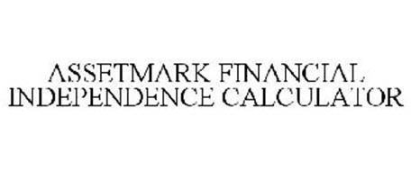 ASSETMARK FINANCIAL INDEPENDENCE CALCULATOR