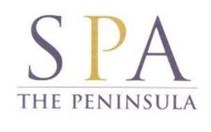 SPA THE PENINSULA