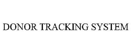 DONOR TRACKING SYSTEM