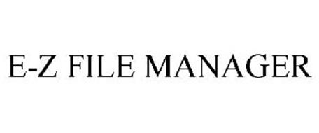 E-Z FILE MANAGER