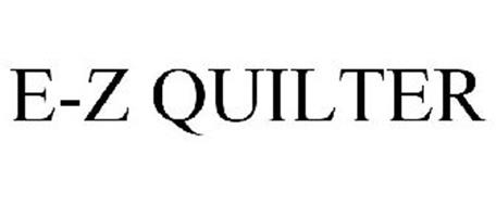 E-Z QUILTER
