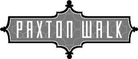 PAXTON WALK