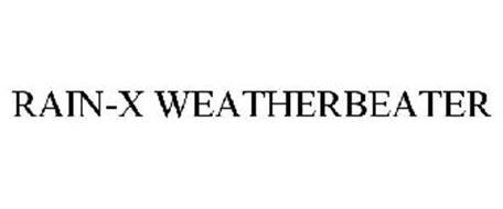RAIN-X WEATHERBEATER