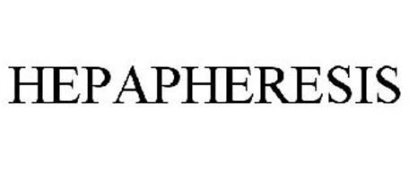HEPAPHERESIS