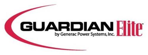GUARDIAN ELITE BY GENERAC POWER SYSTEMS, INC.