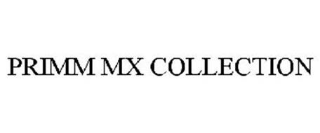 PRIMM MX COLLECTION