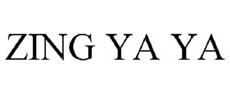 ZING YA YA
