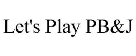 LET'S PLAY PB&J