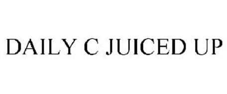 DAILY C JUICED UP