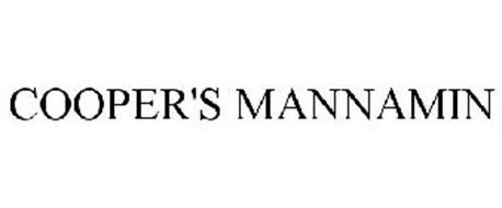 COOPER'S MANNAMIN