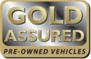 GOLD ASSURED PRE-OWNED VEHICLES