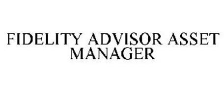 FIDELITY ADVISOR ASSET MANAGER