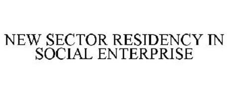 NEW SECTOR RESIDENCY IN SOCIAL ENTERPRISE