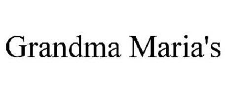 GRANDMA MARIA'S