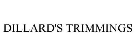 DILLARD'S TRIMMINGS