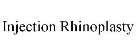 INJECTION RHINOPLASTY