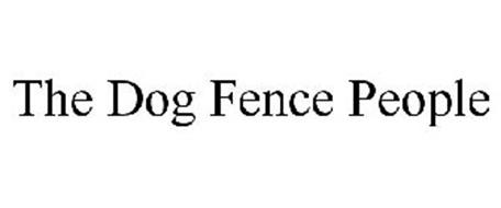 THE DOG FENCE PEOPLE