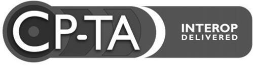 CP-TA INTEROP DELIVERED