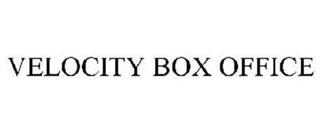VELOCITY BOX OFFICE