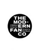 THE MOD-ERN FAN CO A COLLECTION OF CEILING FANS DESIGNED BY RON REZEK