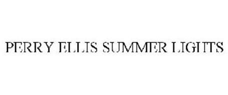 PERRY ELLIS SUMMER LIGHTS