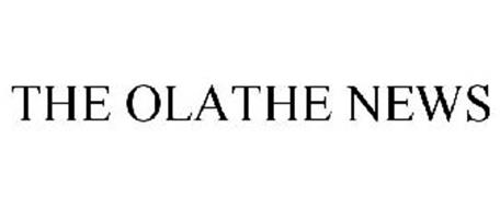 THE OLATHE NEWS