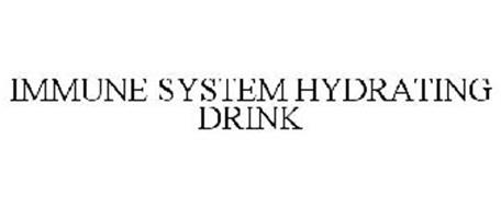 IMMUNE SYSTEM HYDRATING DRINK