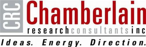 CRC CHAMBERLAIN RESEARCH CONSULTANTS INC IDEAS. ENERGY. DIRECTION.