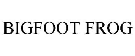 BIGFOOT FROG