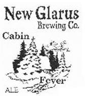 NEW GLARUS BREWING CO. CABIN FEVER ALE