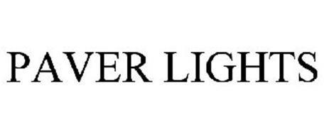 PAVER LIGHTS