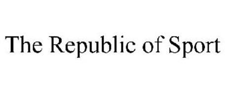 THE REPUBLIC OF SPORT