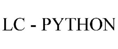 LC - PYTHON