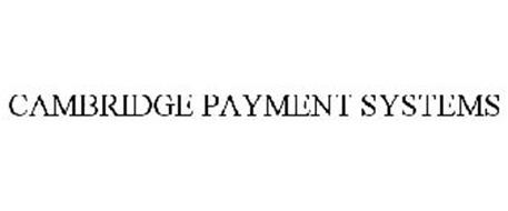 CAMBRIDGE PAYMENT SYSTEMS