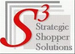 S3 STRATEGIC SHOPPER SOLUTIONS