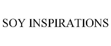 SOY INSPIRATIONS