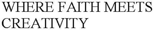 WHERE FAITH MEETS CREATIVITY