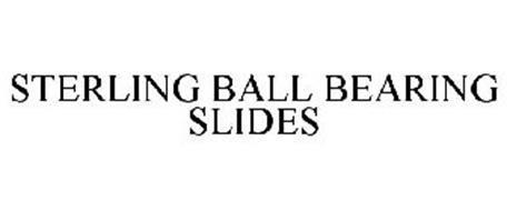STERLING BALL BEARING SLIDES