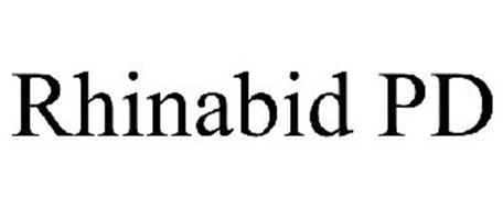 RHINABID PD