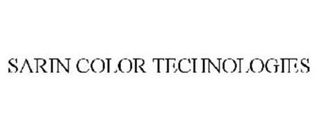 SARIN COLOR TECHNOLOGIES
