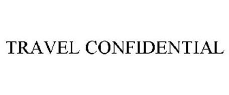 TRAVEL CONFIDENTIAL