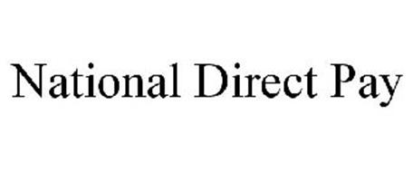 NATIONAL DIRECT PAY