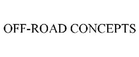 OFF-ROAD CONCEPTS