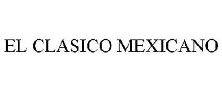 EL CLASICO MEXICANO