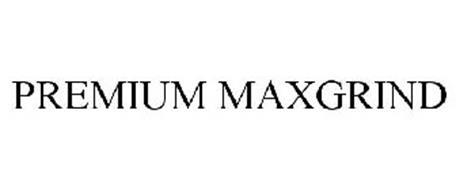 PREMIUM MAXGRIND