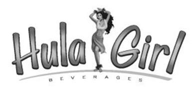 HULA GIRL BEVERAGES