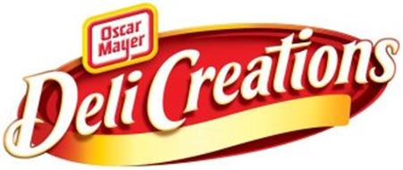 OSCAR MAYER DELI CREATIONS